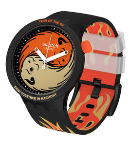 Swatch Ox Rocks 2021! SO27Z109