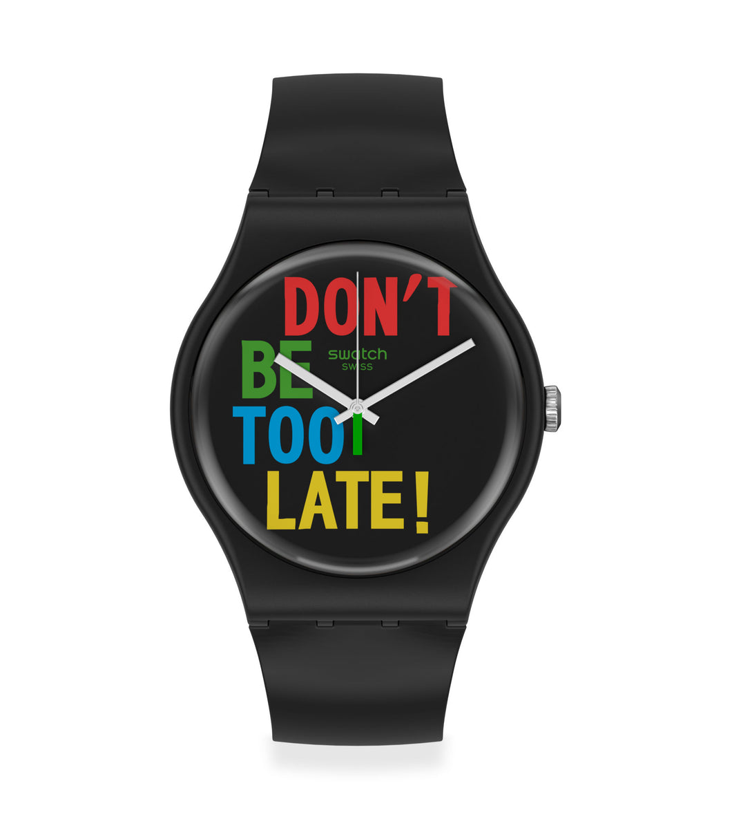 Swatch Timefortime SO29B100