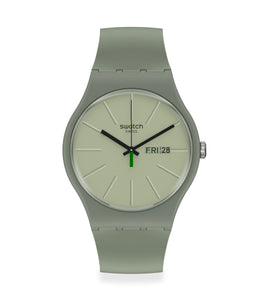 Swatch We In The Khaki Now SO29M700
