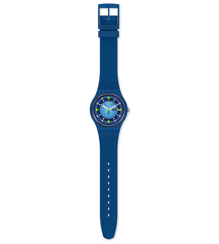 Swatch Blue Blend SO29N701