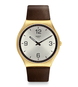 Swatch Skin Suit Coffee SS07G100