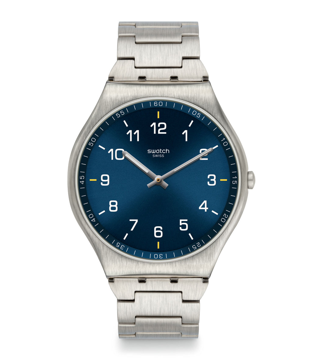 Swatch Skin Suit Blue SS07S106G
