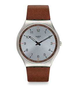 Swatch Skin Suit Brown SS07S108