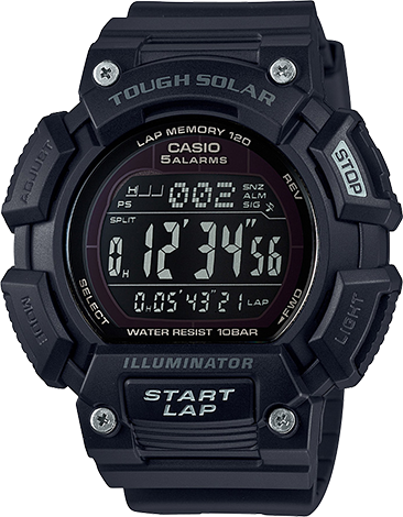 Casio STLS110H-1B2 Sports Watch