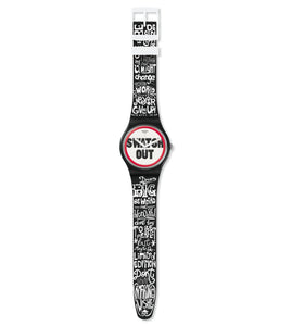 Swatch Swatch Out SUOB160