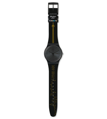 Swatch 6IX6Watch SUOB702CO