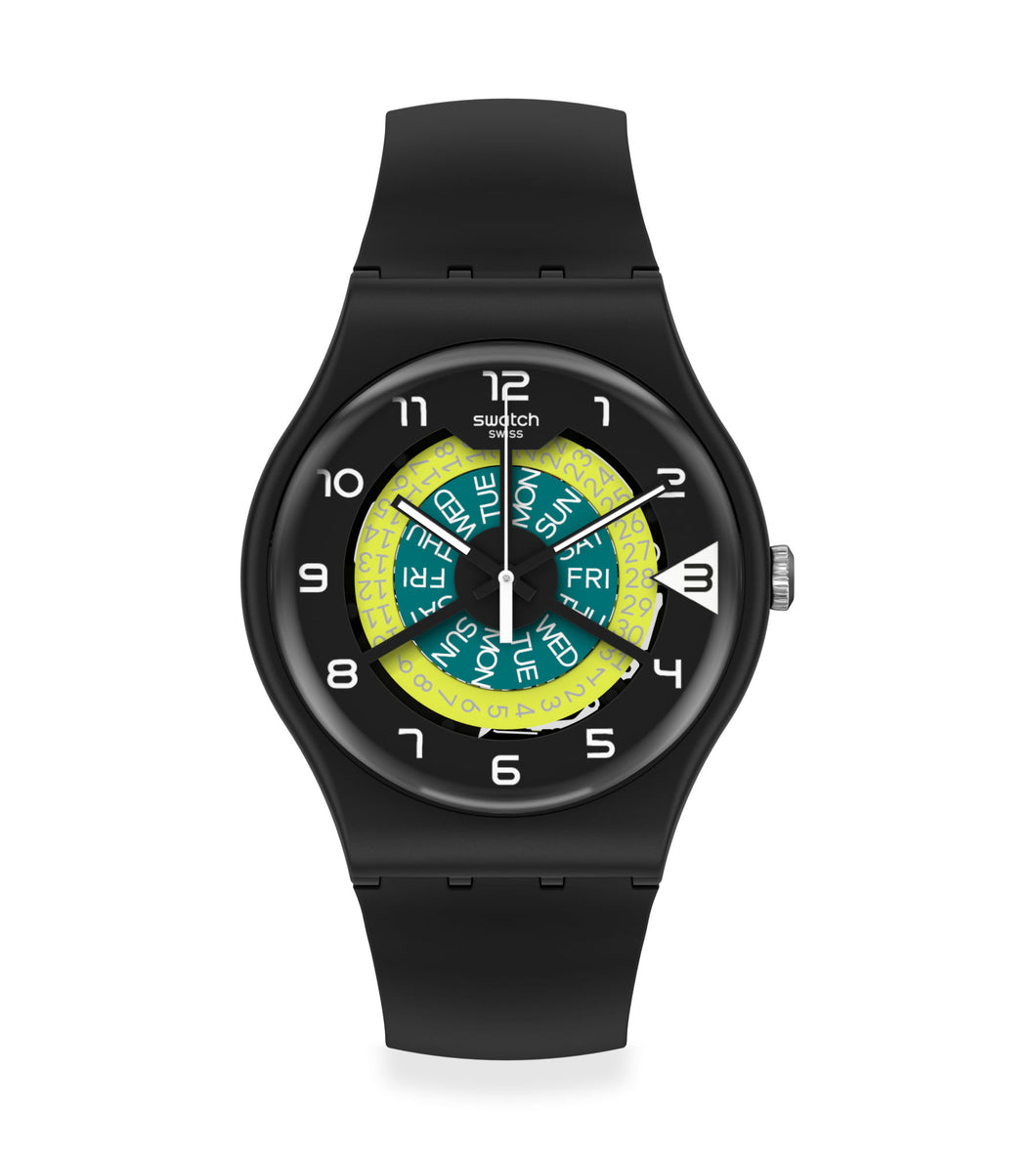 Swatch Keep Turning SUOB732