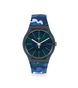 Swatch Camouclouds SUON140