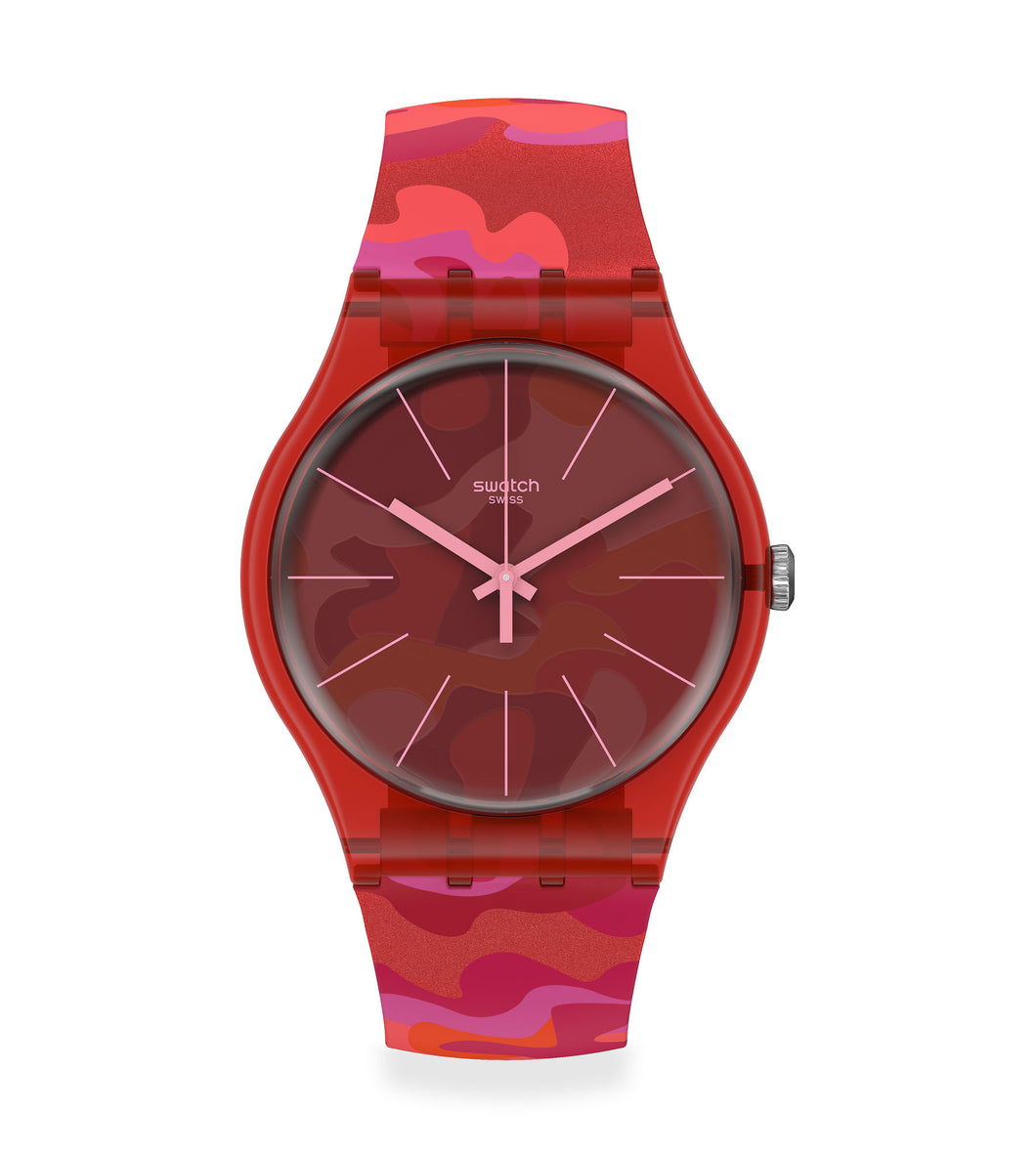Swatch Camouflash SUOR116