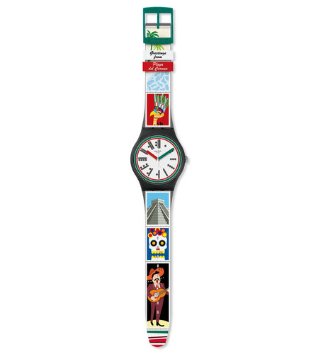 Swatch K'iin Playa SUOZ268C
