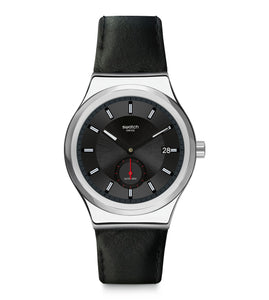 Swatch Petite Seconde Black SY23S400