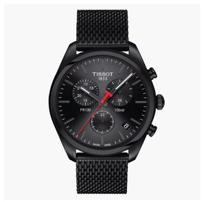 Tissot - PR 100 Chronograph - Official Watch of the Toronto Raptors - T101.417.33.051.00