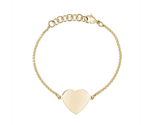 Heart Shape Bracelet