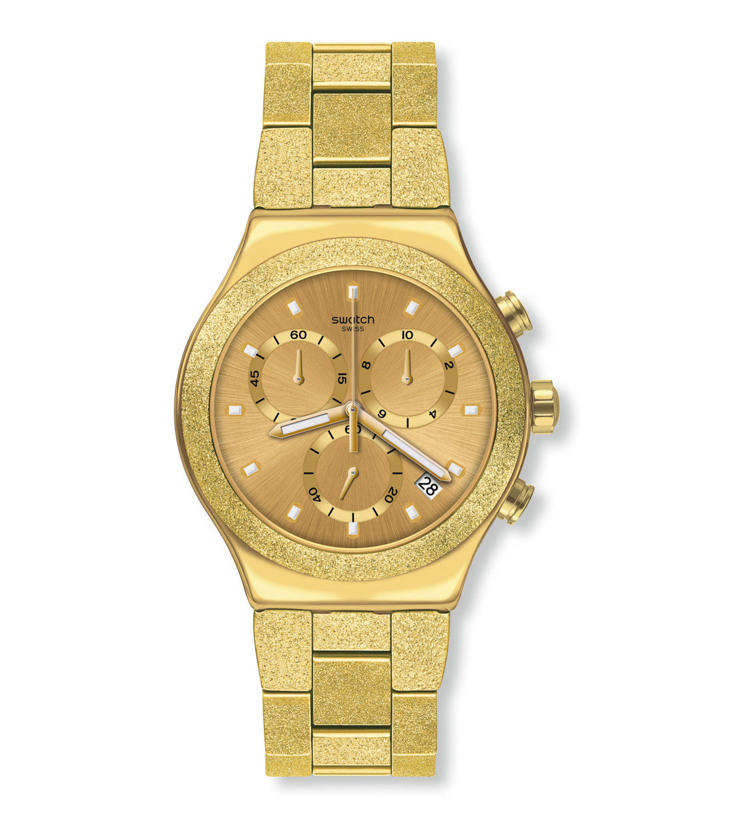 Swatch Irony Goldshiny YVG407G