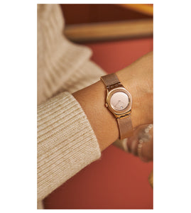 Swatch Luminescent Rose YSG166M