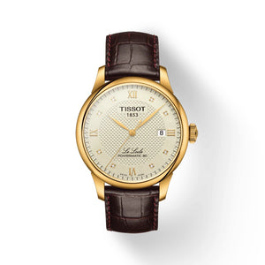 Tissot Le Locle Powermatic 80 - Leather Strap T0064073626600