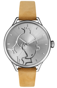Tintin Classic Watch - Camel TIN82438