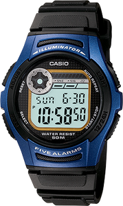 Casio W213-2AV Sports Watch