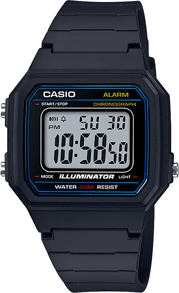 Casio W217H-1AV Classic Watch