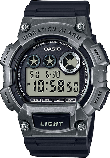 Casio W735H-1A3V Classic Watch