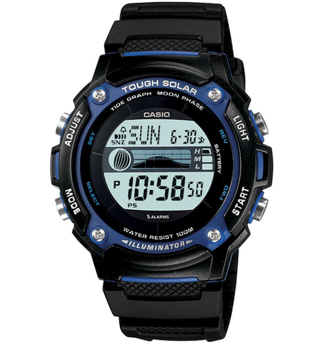 Casio WS210H-1AV Sports Watch