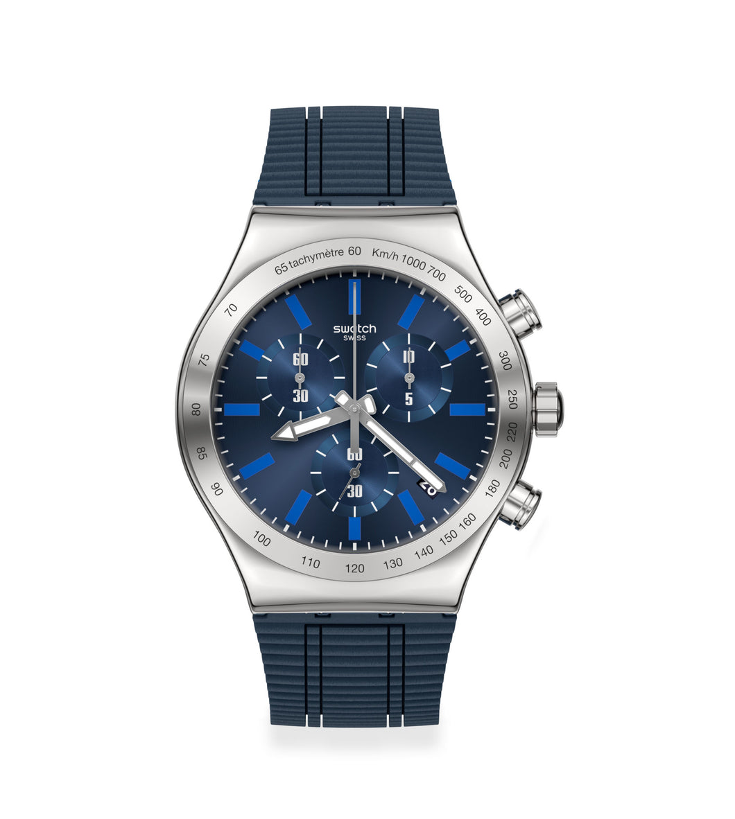 Swatch Electric Blue YVS478