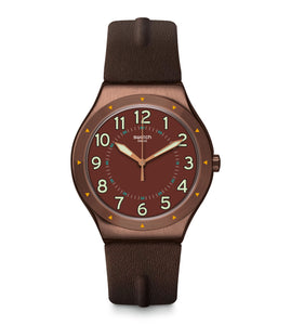 Swatch Copper Time YWC100