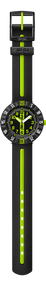 Swatch Flik Flak Green Ahead FCSP032