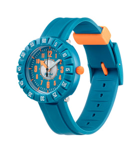 Swatch Flik Flak Teal My Mind FCSP099