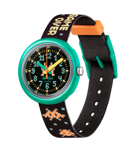 Swatch Flik Flak Time Invader FPNP069