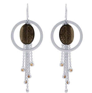 Earrings - DE3753WS