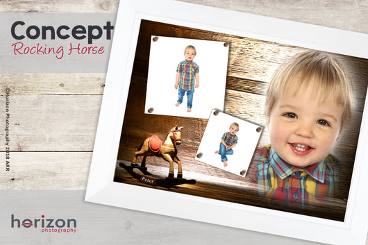 Concept - Rocking Horse Special Framed Product
