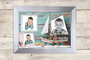 Concept - Sailboat Special Framed Product