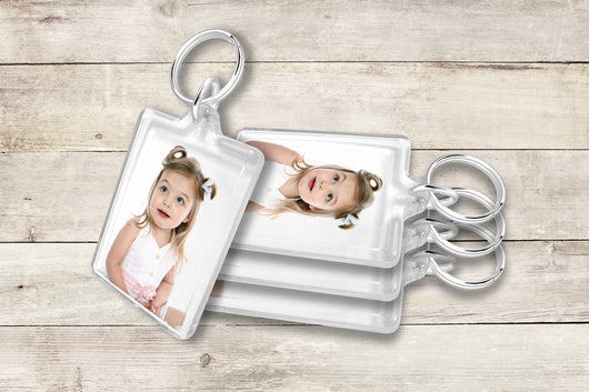 4x Package Images with Keyrings