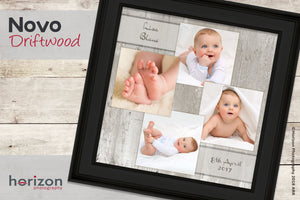 Novo - Driftwood Special Framed Product