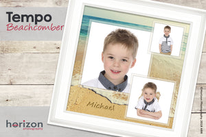 Tempo - Beachcomber Special Framed Product