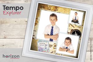 Tempo - Explorer Special Framed Product