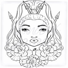 Zodiac Pack Digital Colouring Pages