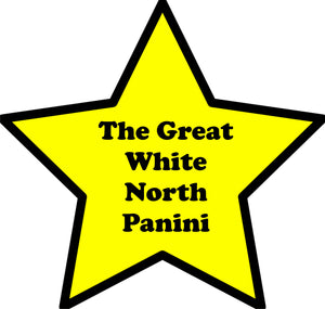 The Great White North Sandwich