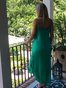 Rhythm & Sea Emerald Maxi