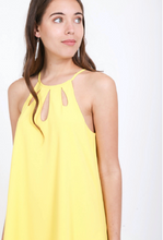 Teardrop Swing Yellow/FINAL SALE
