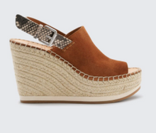 Shan Saddle Suede
