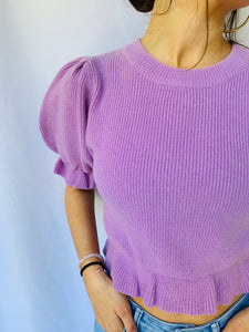 MINK PINK/Molly Knit Top