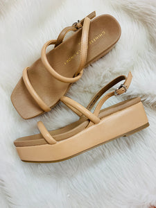 The Skippy Perfect Neutral Sandal