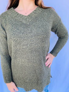 The Molly Long Sweater