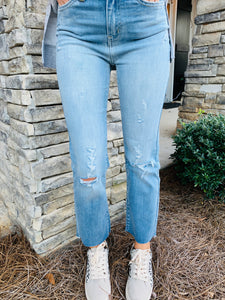 The Zuri High Rise Jean