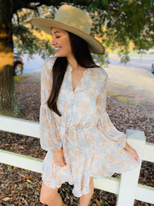 The Veronica Chiffon Dress