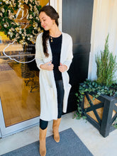 BB DAKOTA/Ivory Cardigan