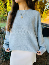 The Journey Cable Knit Sweater