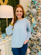 The Georgia Bubble Sleeve Sweater